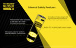Internal Safety Features