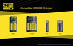 Compatable With Nitecore Chargers
