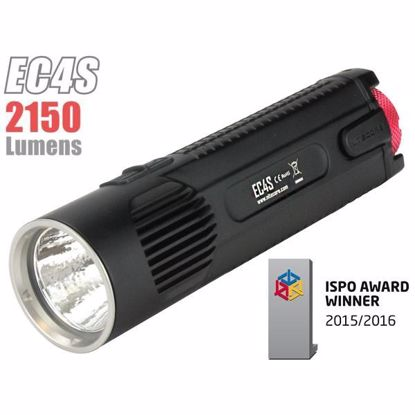 Nitecore EC4S 2150 Lumens