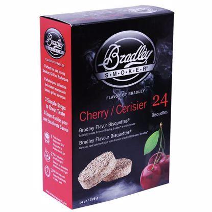 Bradley Technologies Smoker Bisquettes Cherry (24 Pack)