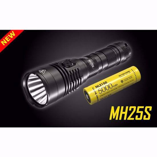 Nitecore MH25S 1800 lumen tactical LED flashlight