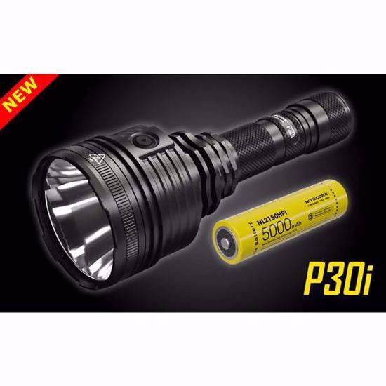 Nitecore P30i 2000 Lumen 1000 Meter Long Throw Flashlight